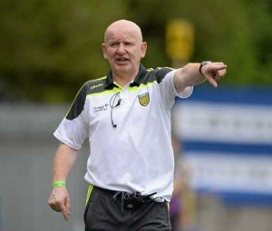 Declan Bonner is the new U21 manager.