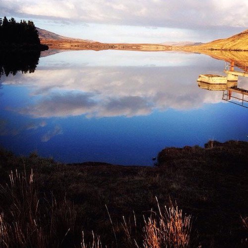 Lough Anna outside Glenties.