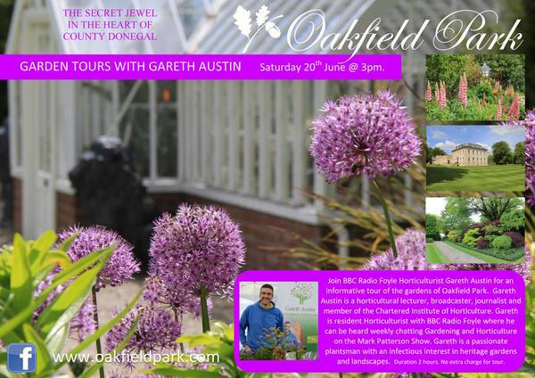 oakfield park june tour