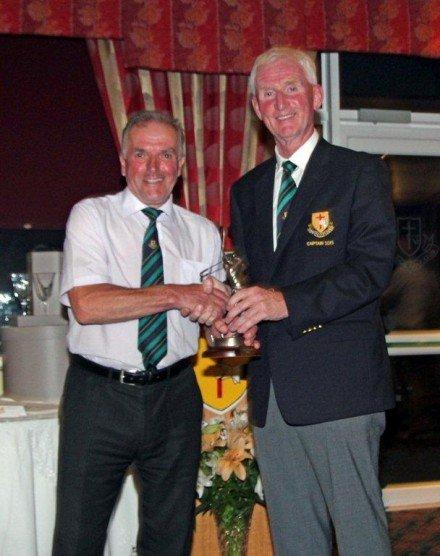 1. Denis Kelly Winner of Captains Prize