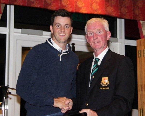 4. Chris Hegarty (13)  4th on Captains Day