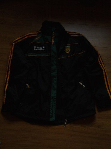 The jacket which was found in Clones.