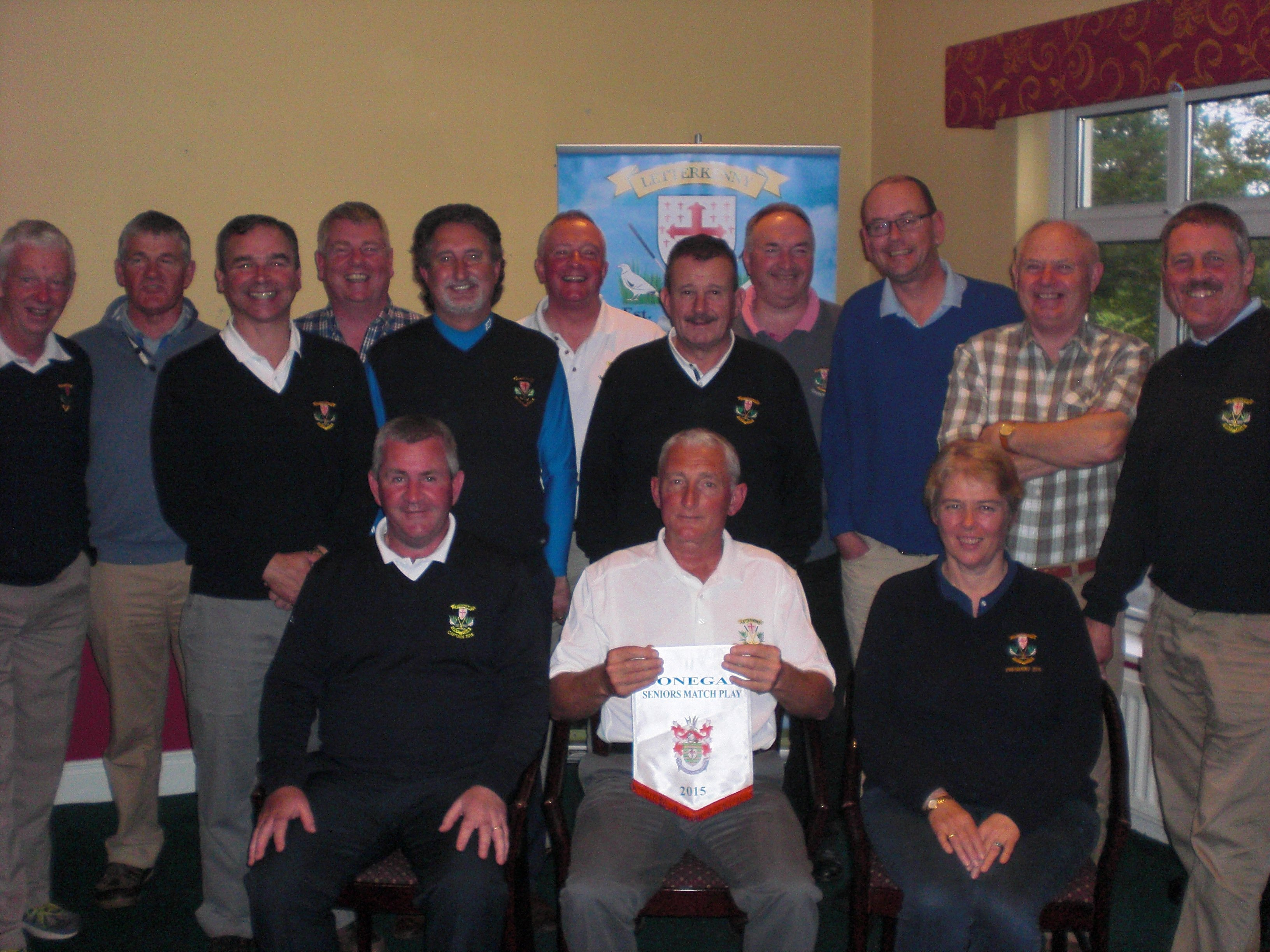 Bobby Mullally, Author at Letterkenny Golf Club, County