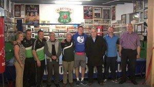 BoxerJason-Quigley-Opens-Raphoe-Boxing-Club-Extension