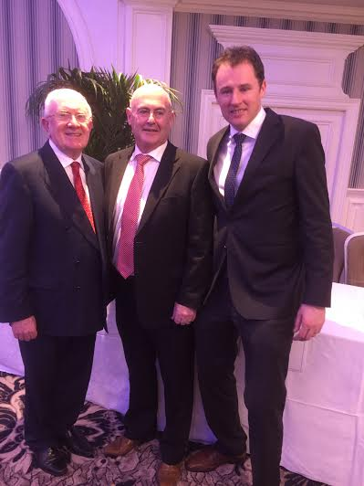 The Cope, McConalogue and Cllr Patrick McGowan