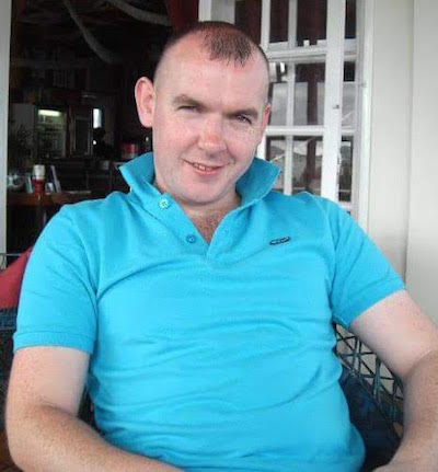 The late Declan Holian.