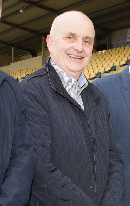 Donegal County Council Road Safety Offcier Brian O'Donnell. (North West Newspix)