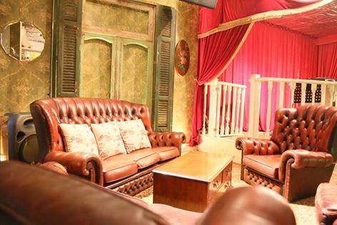Voodoo Vintage Room