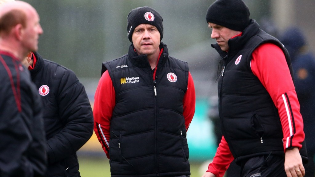 Tyrone U21's are managed by Peter Canavan, who led his native county to an All-Ireland U21 title last year.