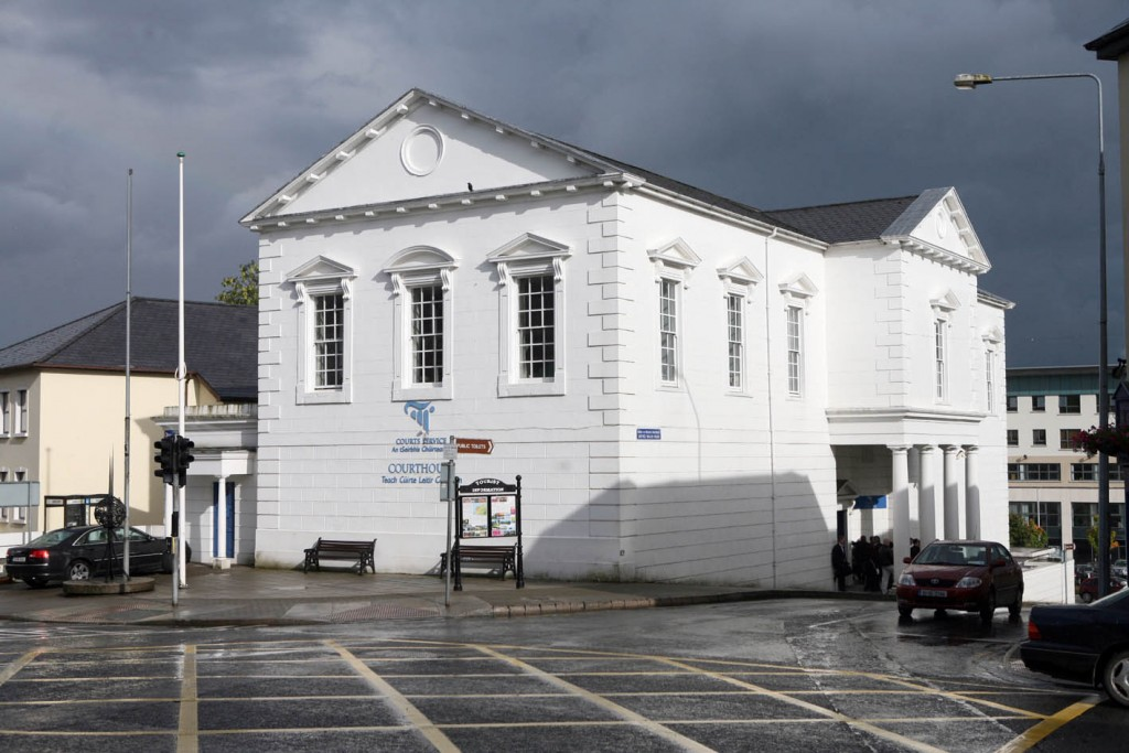 Letterkenny Courthouse.