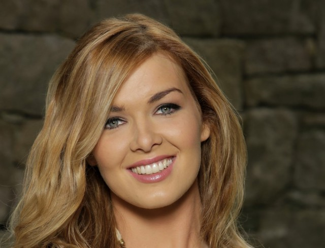 TG4's Caitlín Nic Aoidh has been nominated for a VIP Style Award.