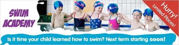 swim academy info