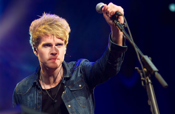 Steve Garrigan from Kodaline will be at the Mt Errigal Hotel in Letterkenny this Friday