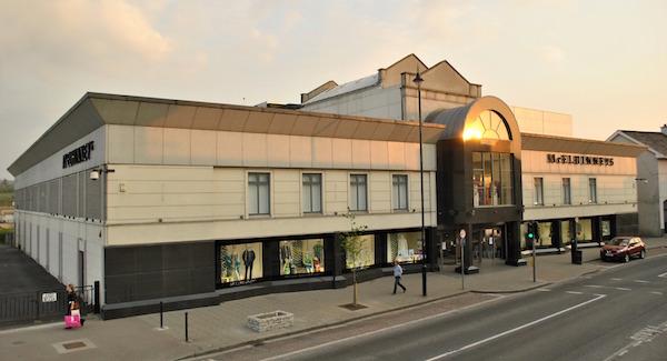 The wonderful McElhinney's Store.