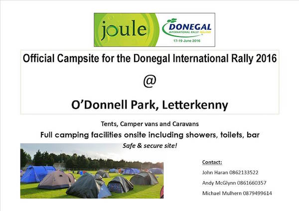 Find Cheap Tent Camping Sites in Letterkenny, Co. Donegal