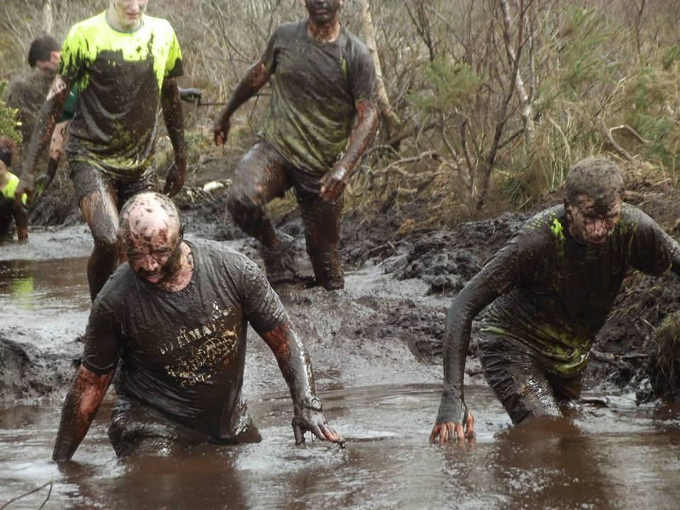 Mud Run Imagae
