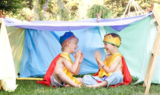dress up tent