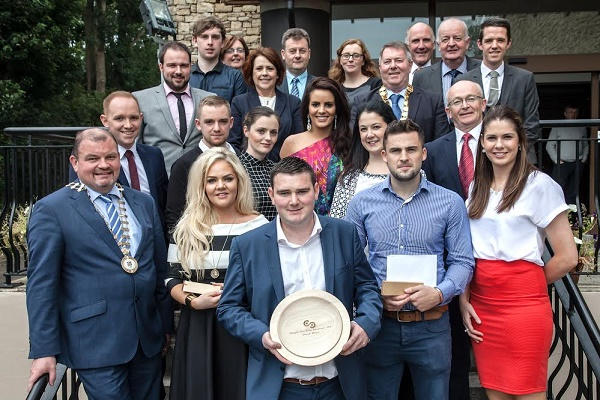Pictured are last year's IBYE finalists from across the county