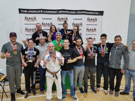 Rilion Grace Letterkenny club sweep the boards at NAGA