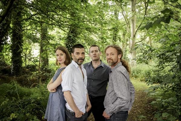 Edge of Light; Colin Dunne, Tola Custy, Maeve Gilchrist & David Power