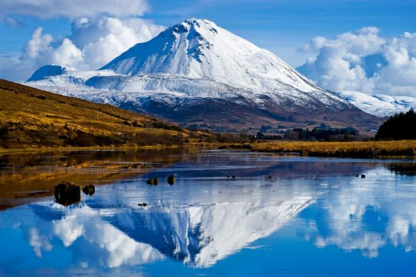 Mount Errigal - Images via Fáilte Ireland