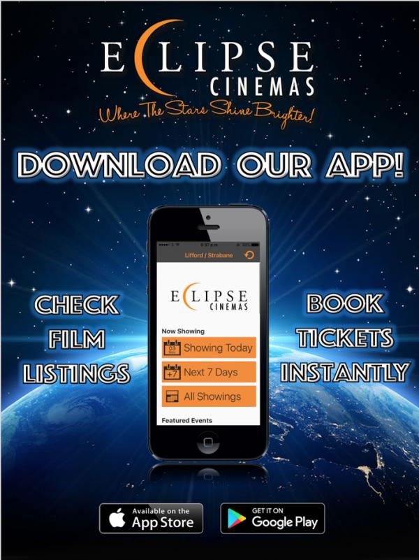 Eclipse Cinemas App