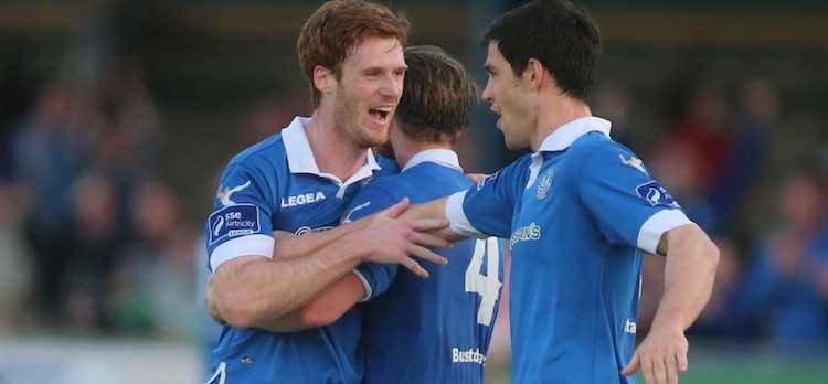 Sean Houston's departure from Finn Harps has been confirmed