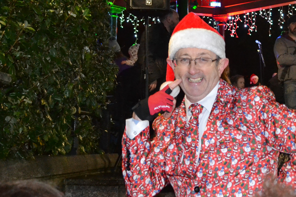 Christmas Switch.Big Switch On Planned For Letterkenny Christmas Lights