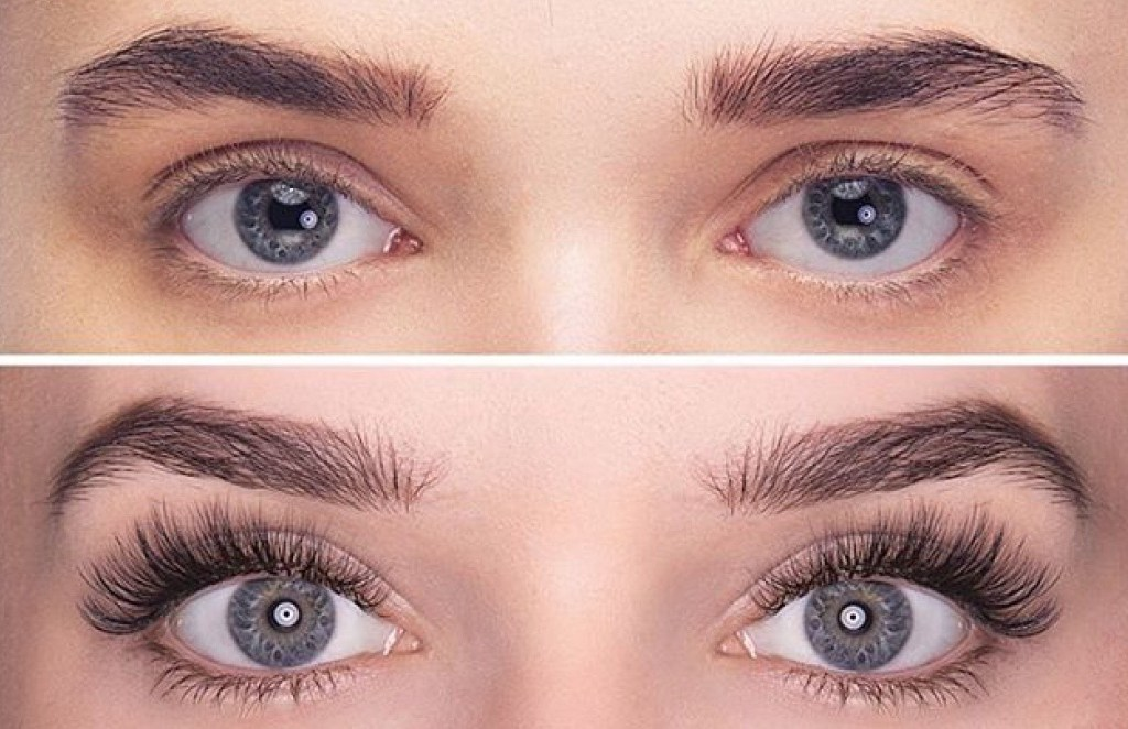 bf12b4b6496 Beauty: Everything you need to know about eyelash extensions ...