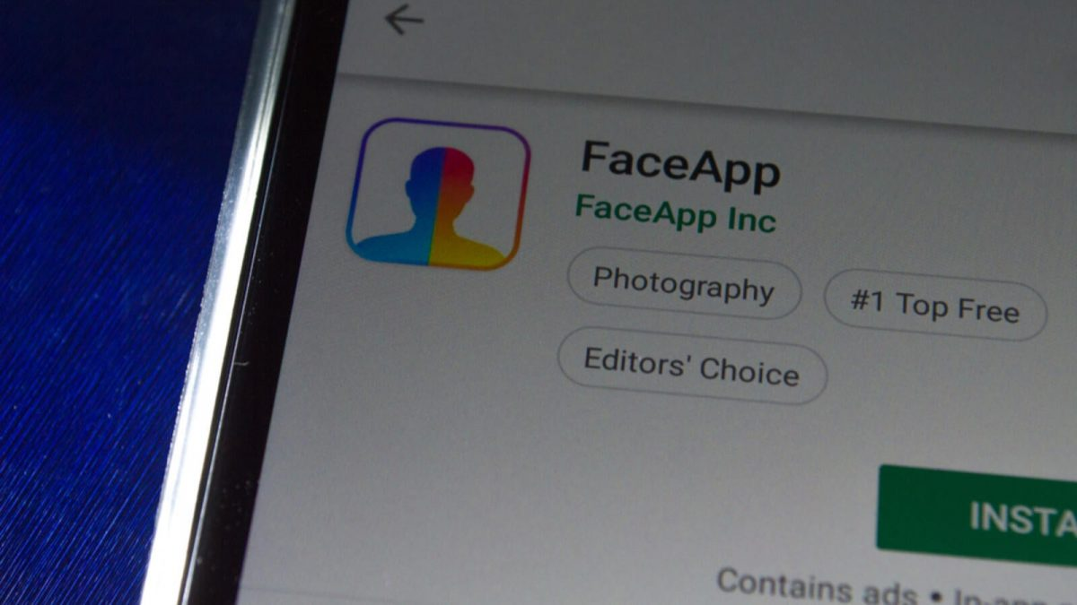 FaceApp users warned over fake free 'Pro' version scam
