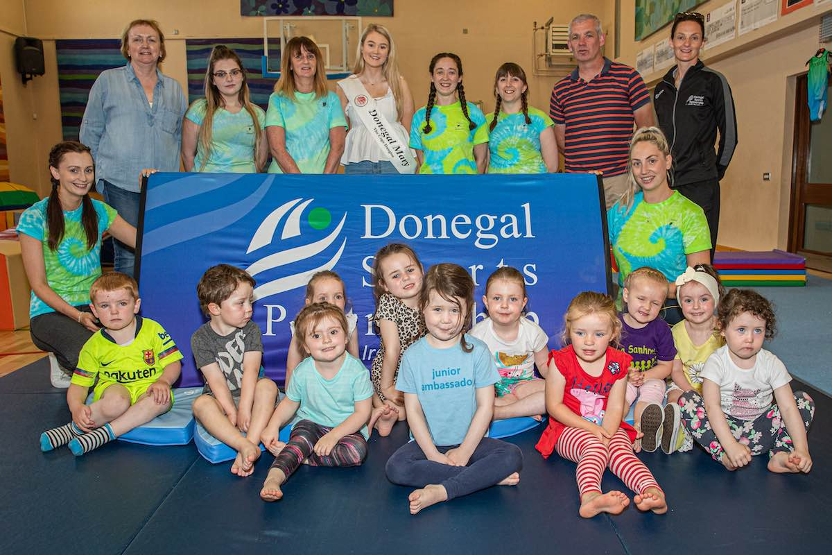 Young Donegal GAA players aim to walk FIVE Million steps to