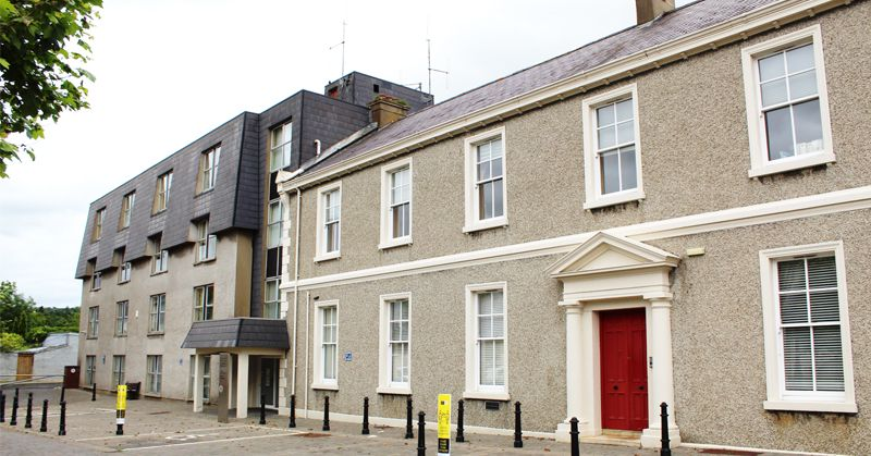 Donegal County Council offices, Lifford
